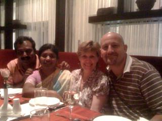 India mission trip.