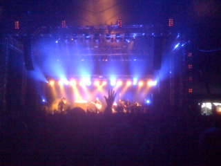 Third Day at Fuel Festival, Ballymena N.I.