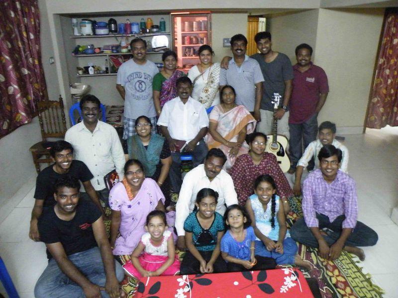 Prasad family