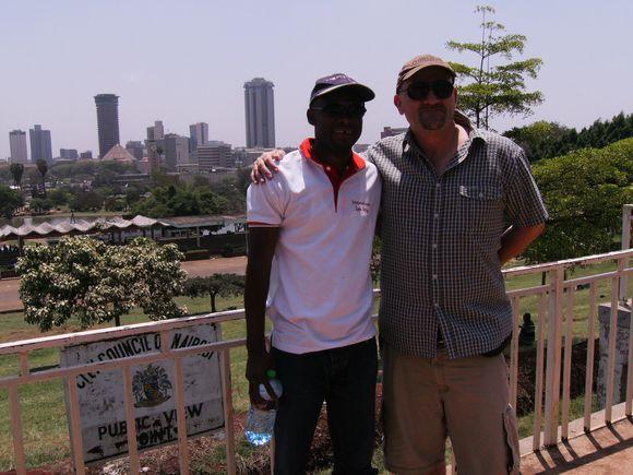 Emmanuel and I