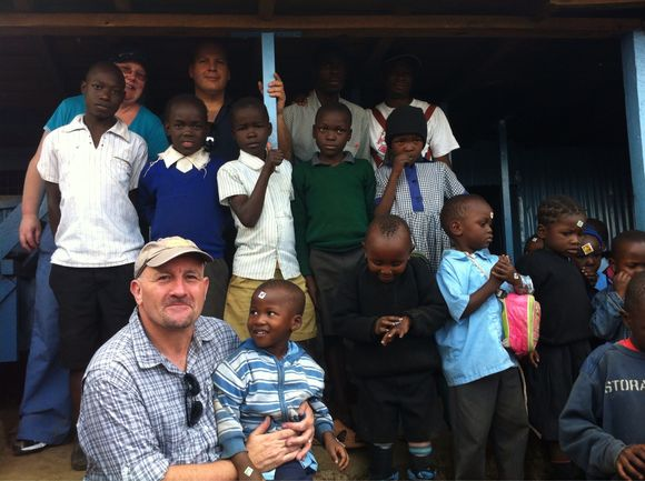 St. Stephen's school centre, KIbera